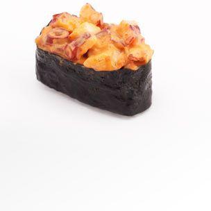 Спайси суши Сяке