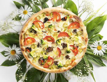 Вегетарианская 33см