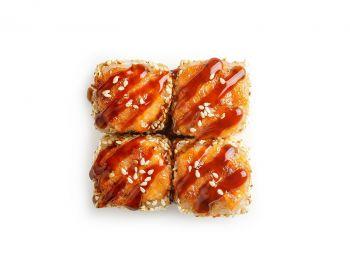 Маки-суши Яки драй запеченный